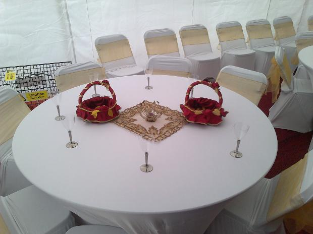 cheap marquee hire north london