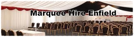 marquee hire Enfield and Edmonton